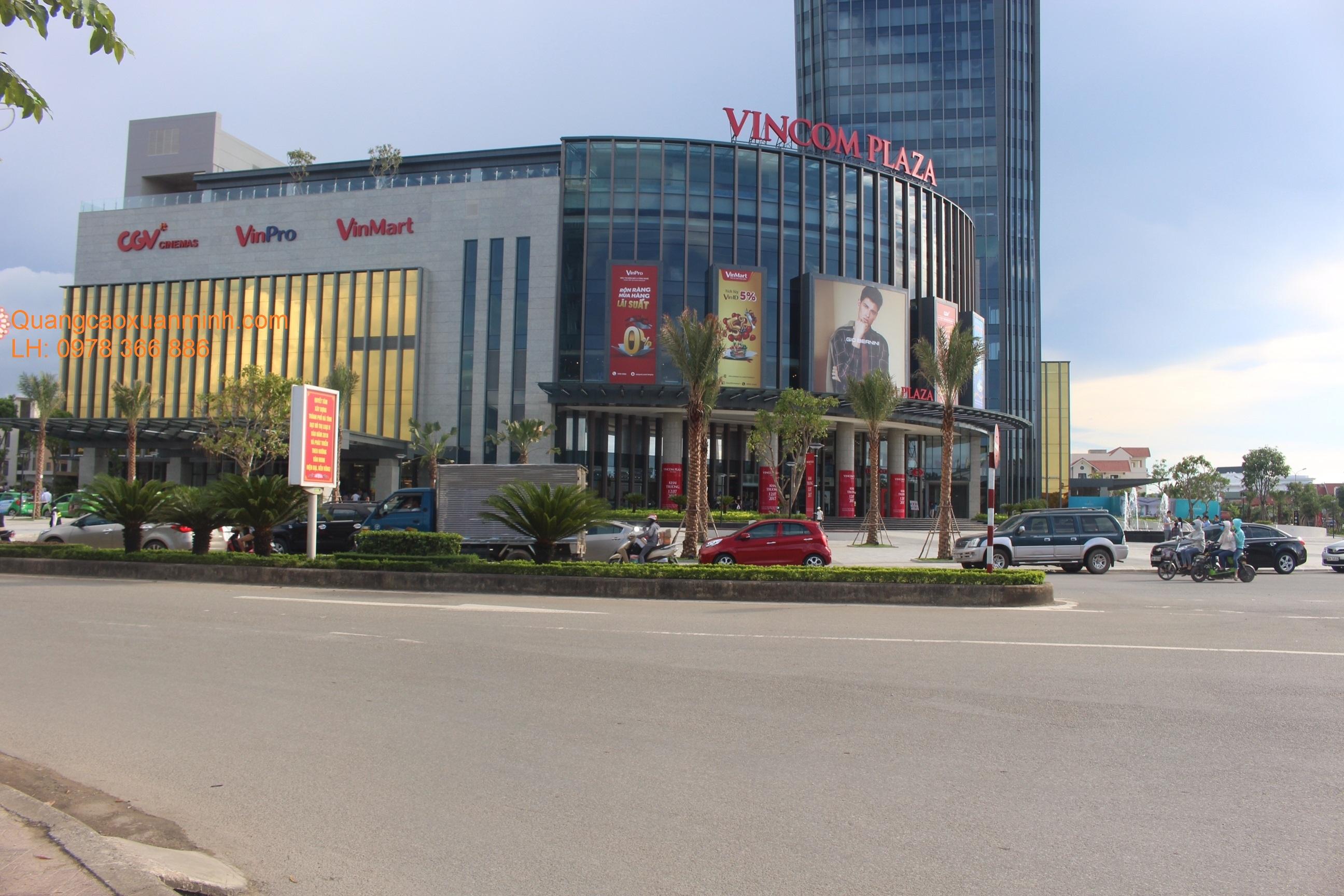 Biển-chữ-Vincom-Plaza-đường-Hà-Huy-Tập-Hà-Tĩnh.