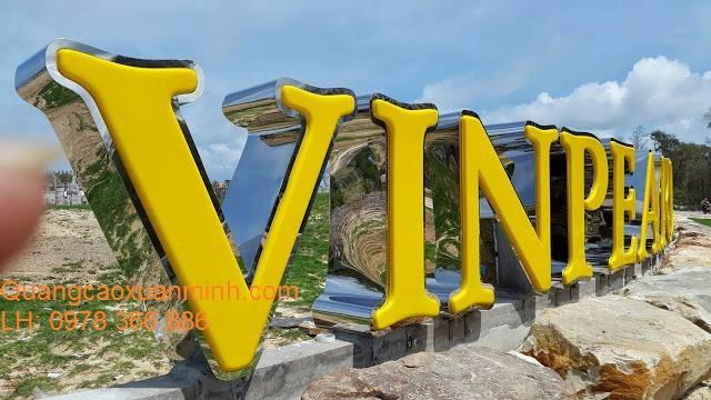 Biển-chữ-Vinpearl-Cửa-Hội