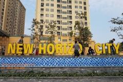 Biển-chữ-New-Horizon-City-Lĩnh-Nam-Hà-Nội.