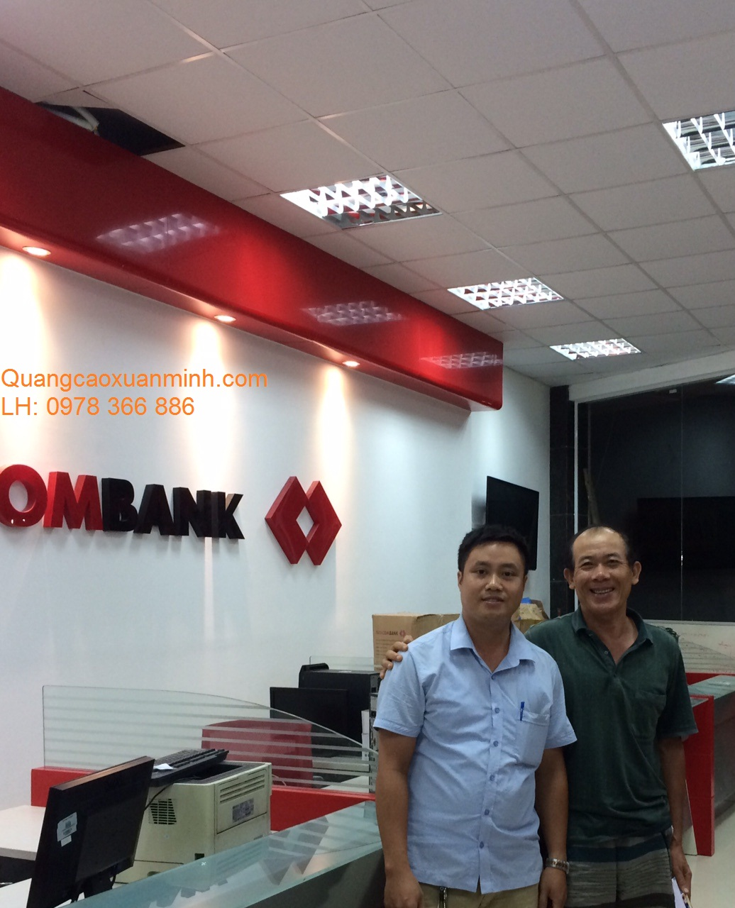 Hệ-thống-TechcomBank-chi-nhánh-Ninh-Hiệp-Gia-Lâm.