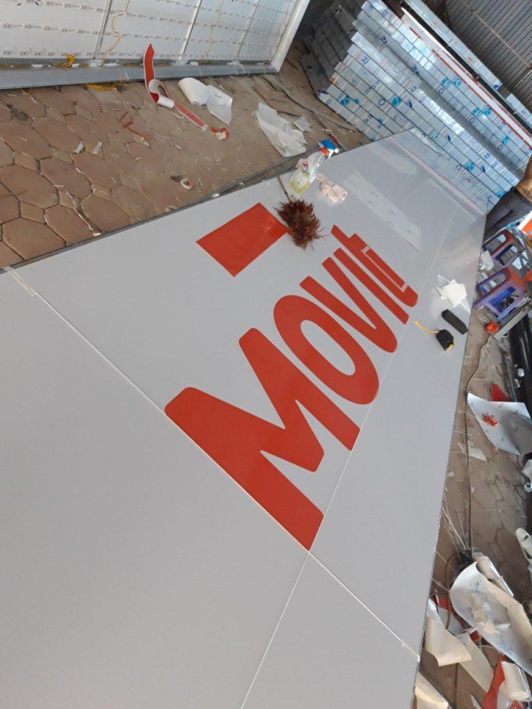 Biển quảng cáo xuất khẩu