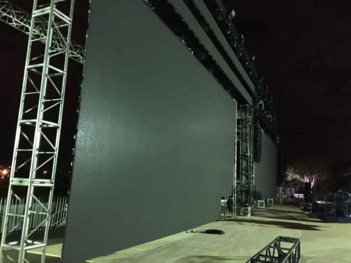 Thi công led màn hình tại hà nội