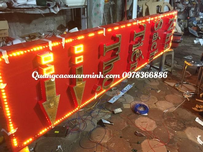 Làm biển quảng cáo chuyên nghiệp tại Hà Nội