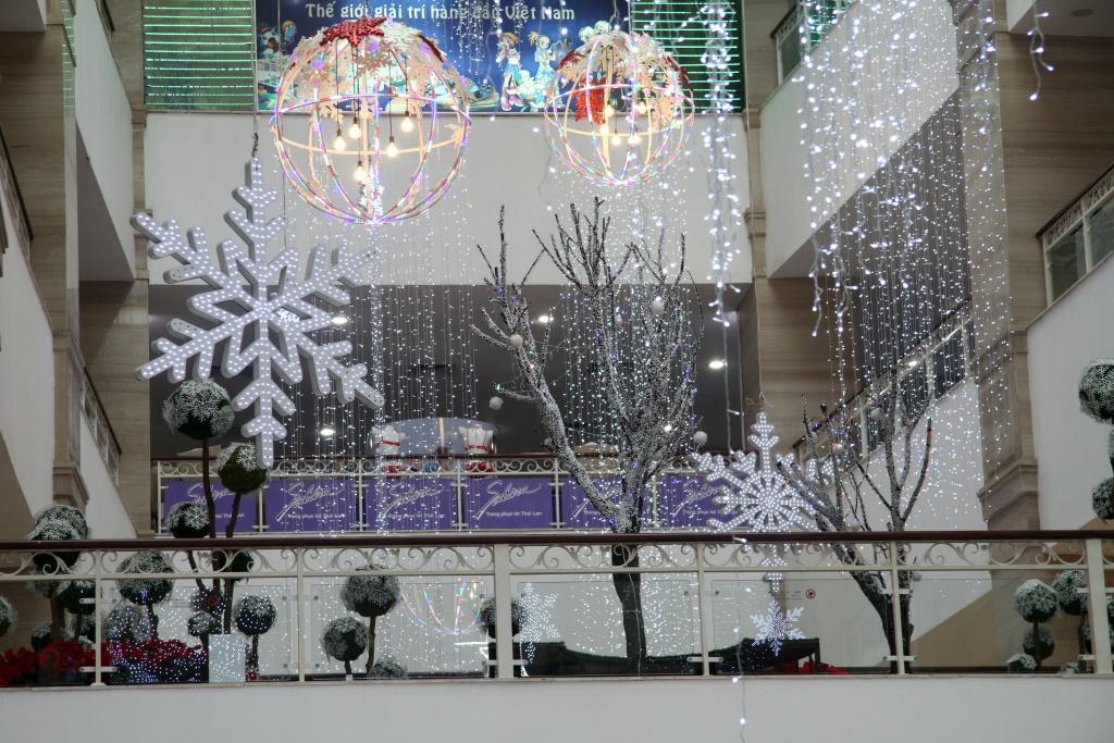 Trang trí Noel trên toàn quốc