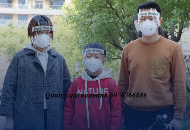 phân phối mặt nạ chống dịch